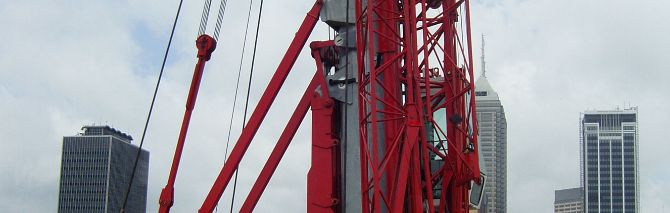 RH Marlin Inc sells and rents crane equipment in Indianapolis, IN